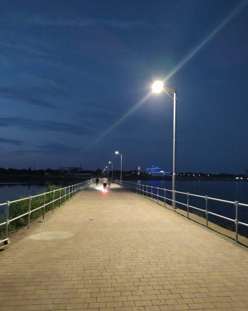 Автономные светильники SOLARA г.Саки